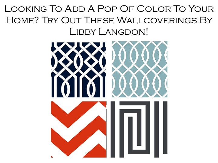 Libby Langdon Designs for Casart coverings