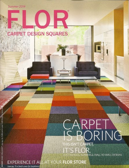 Casart coverings features Flor on Slicovers for your walls_casartblog 1
