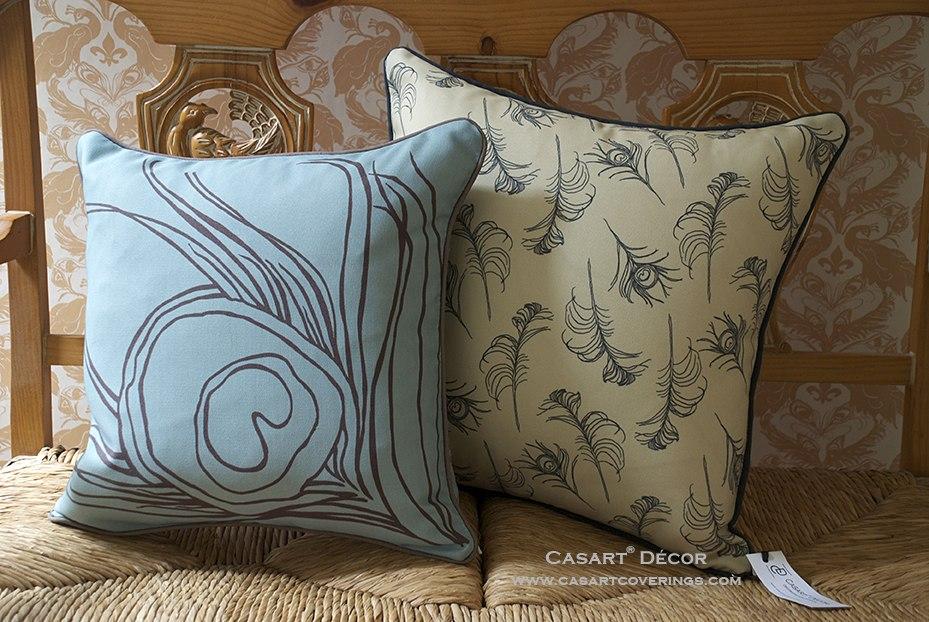 Casart Quill Pillow 2