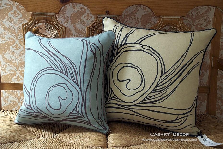 Casart Quill Pillows 1