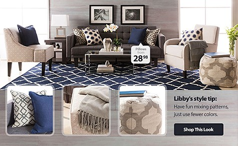 Libby Langdon Collection for Wallmart