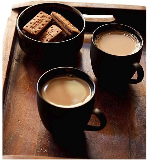 ginger tea on casartblog