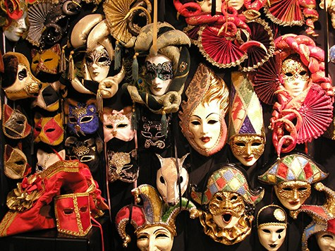 venetian_masks on Slipcovers for your walls, casartblog