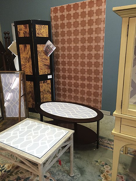 Evolution Home After Transformation with Casart reusable wallcovering