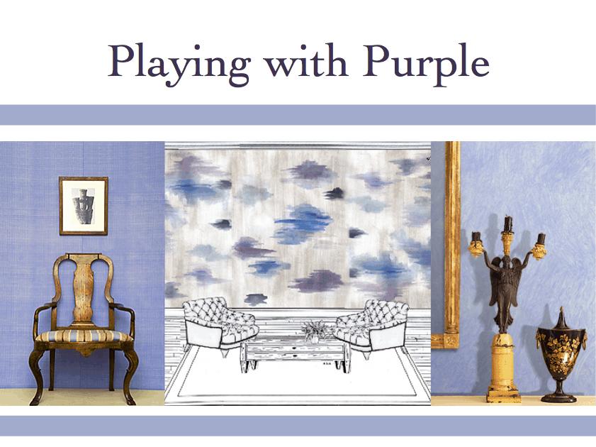 Casart _Faux Linen Purple slide casartblog