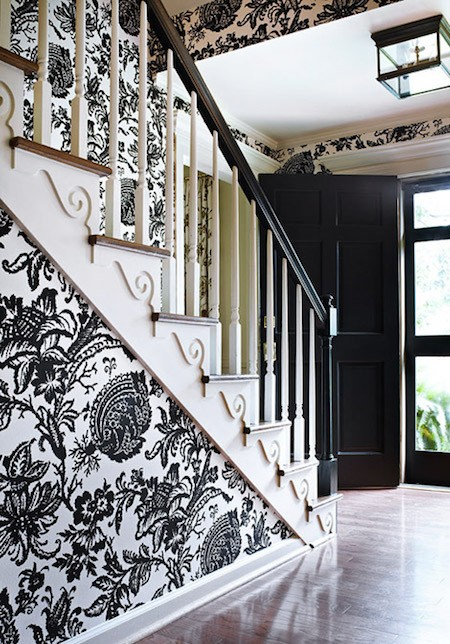 toile_interiorstyledesign via tumblr on slipcovers for your walls, casartblog