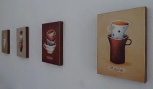 Ikea Hacks Standout Mount for Kort Art Cards Slipcovers for your walls, casartblog