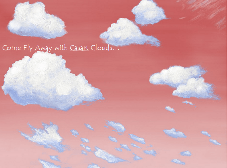 Casart coverings Slide_Clouds on casartblog