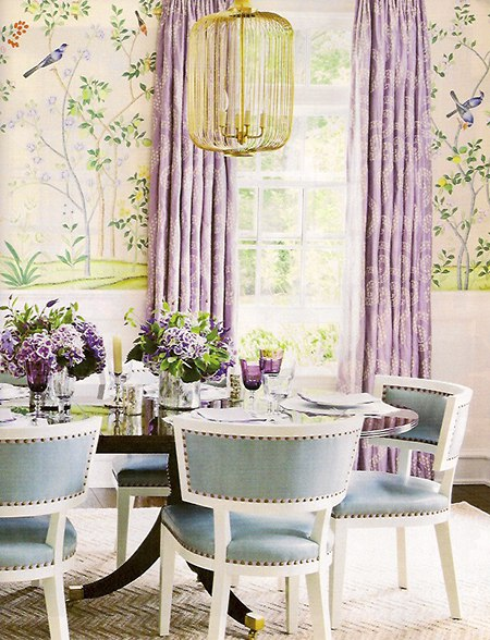 Casart Coverings features Ashley Whittaker_deGournay mural_HB_casartblog