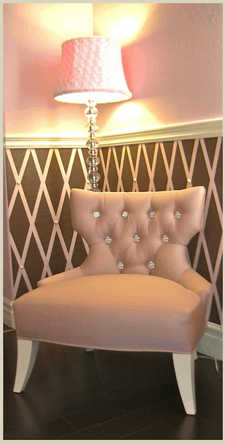 Casart coverings features Debrae Little Designs_harlequin on Slipcovers for your walls casartblog