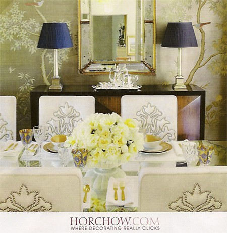 Casart coverings features Horchow mural_casartblog