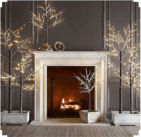 Restoration Hardware Lighted Trees_casartblog