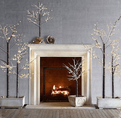Restoration Hardware_Casart Gray Satinwood temporary wallpaper concept_casartblog