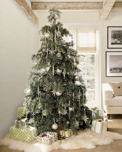 Non Traditional Christmas Tree Ideas.Non Traditional Ideas For Christmas Decorating