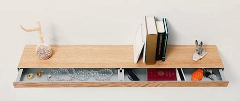 open shelf opening for slim storage_casartblog
