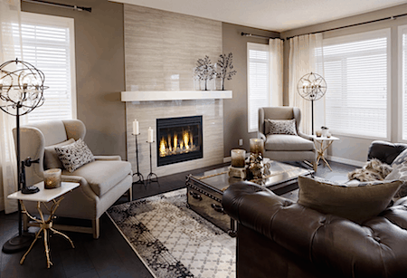 Morrison Homes Fireplace seating_casartblog