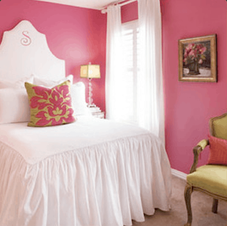 Pink up your walls_casartblog