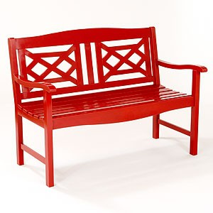 Red bench_casartblog