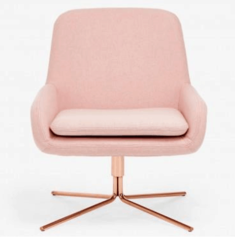 ABC Home pink chair