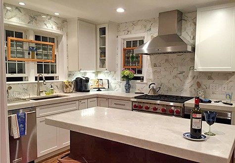 Casart coverings features Dolly Howarth Kitchen - After2_casartblog