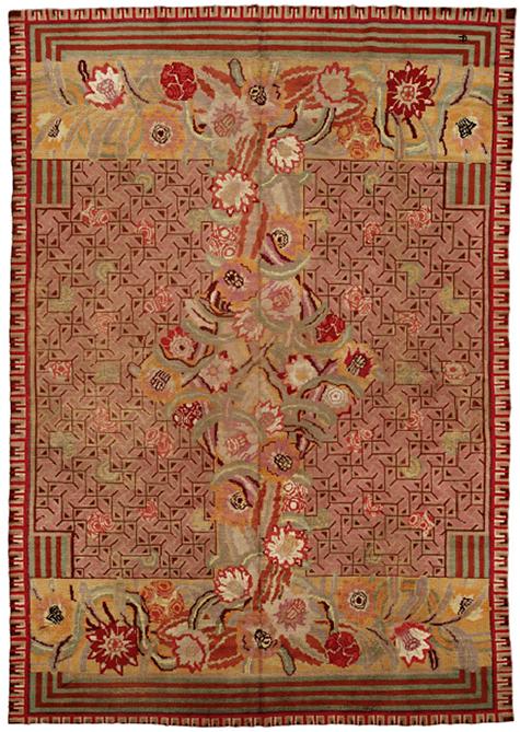 Doris Leslie Blau vintage rug