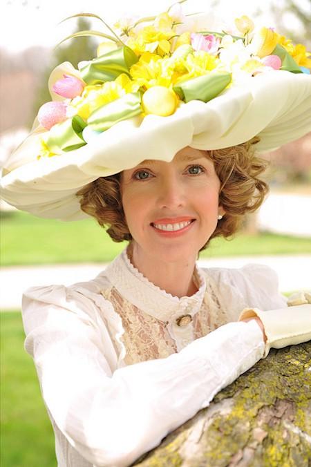 Easter Bonnet_via Hibiscus House on casartblog