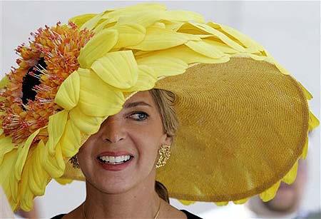 Sunflower Easter Bonnet_casartblog