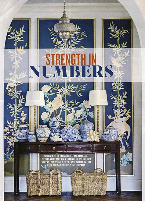 Summer Thornton uses custom commissioned Chinoiserie panels to make a visual statement_casartblog