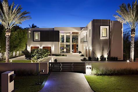 modern home in florida_via premier estate properties on casartblog