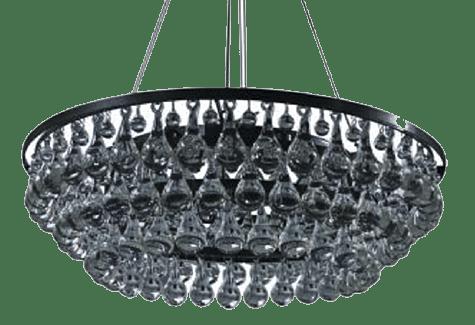 3_Ochre Arctic Pear chandelier_casartblog