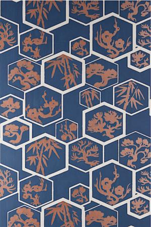 Shouchikubai wallpaper_Farrow Ball_casartblog