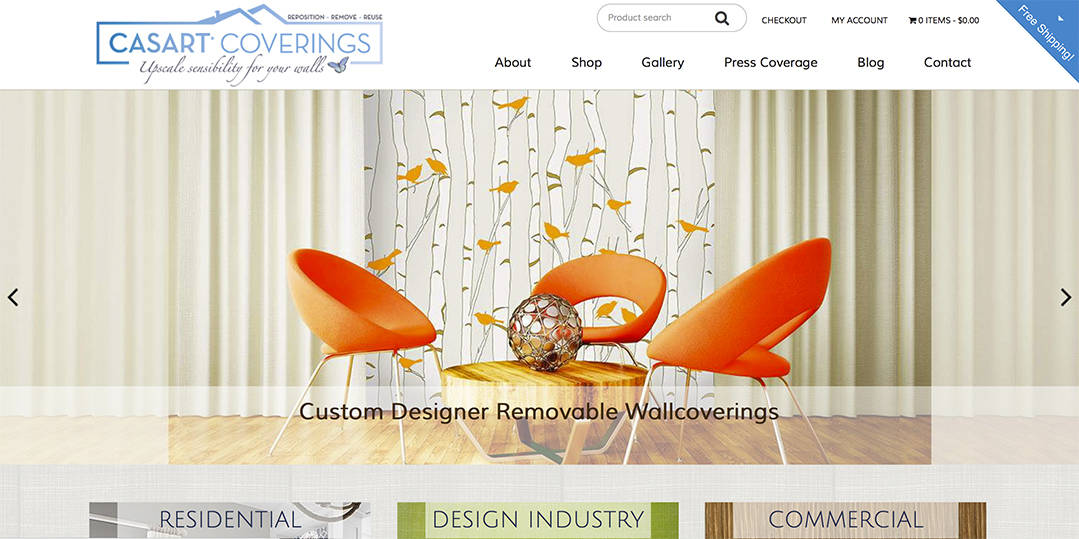 Casart Coverings homepage 2_casartblog