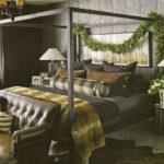 Ken Fulk's Christmas cabin via Elle Decor_casartblog