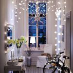 Holiday decor through winter with lighting _casartblog
