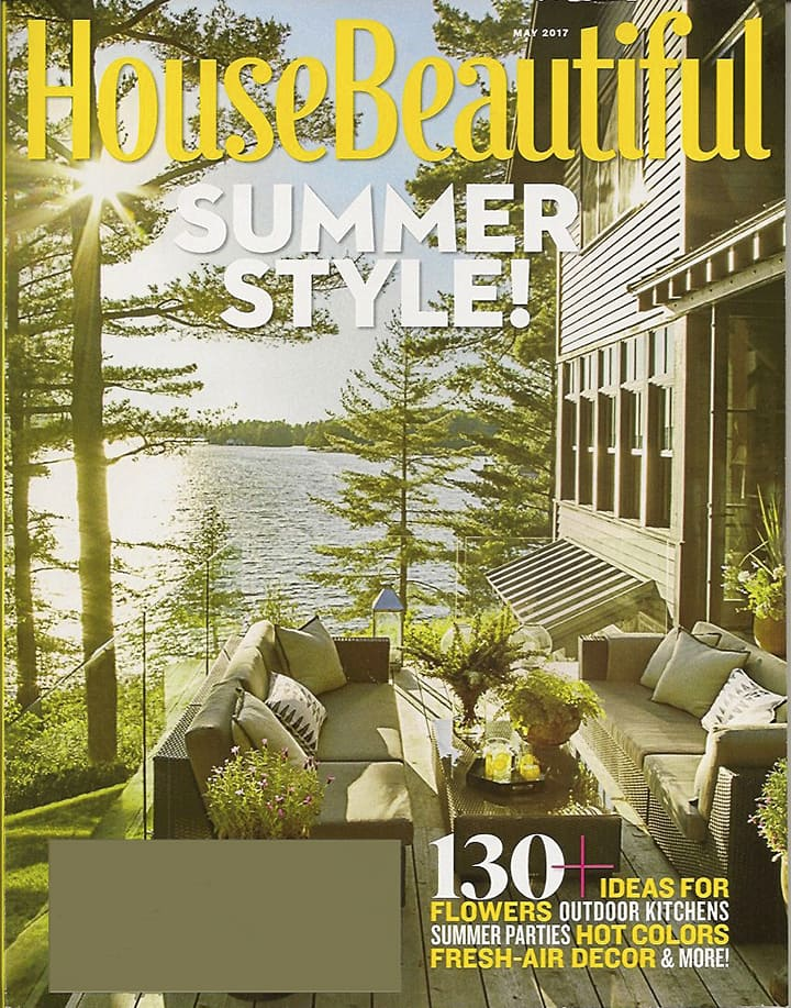 Fresh Air 6 House Beautiful May 2017 on Slipcovers for your walls, casartblog