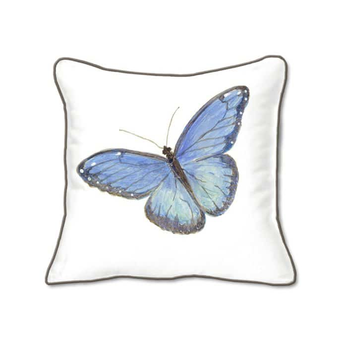 Butterflies Animalia Accents Pillow Slipcovers on casartblog