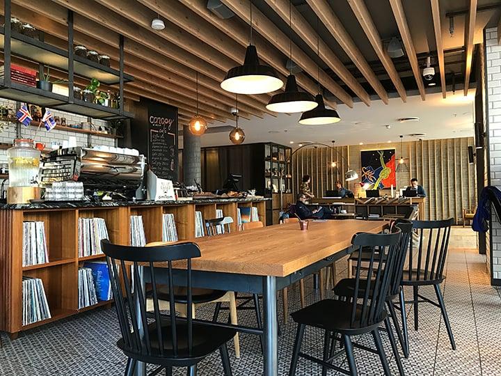 Hilton Canopy Reykjavik Cafe_casartblog