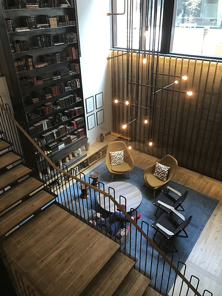 Hilton Canopy Reykjavik Sitting Area_casartblog