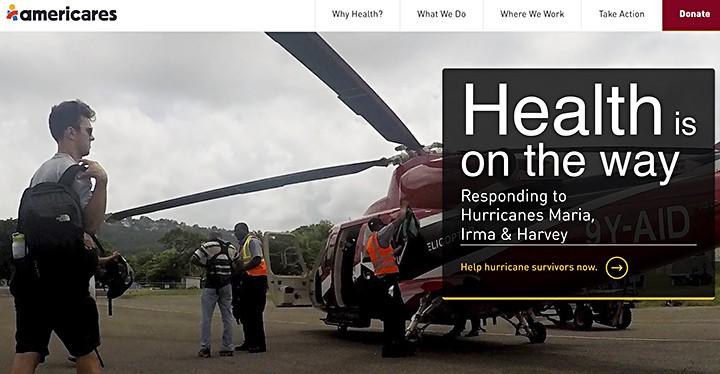 Americares helps hurricane relief efforts_casartblog