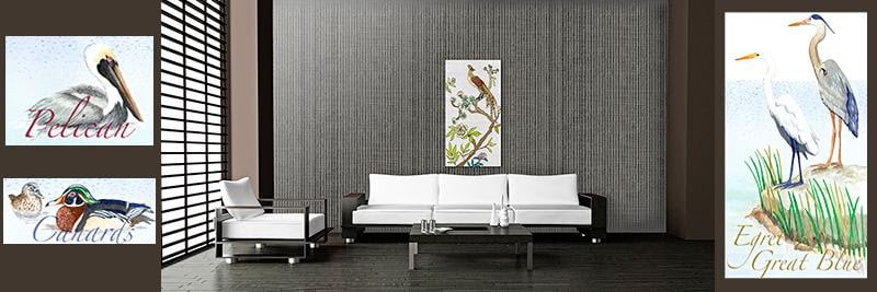 Casart Coverings Gulf Coast Design Panels_Chinoiserie_Grasscloth temporary wallpaper_casartblog