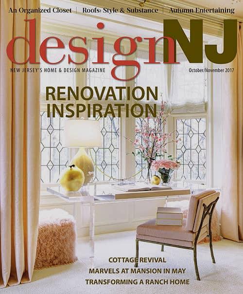 DesignNJ Cover October / November Inspired Walls Casart Coverings press mention_casartblog