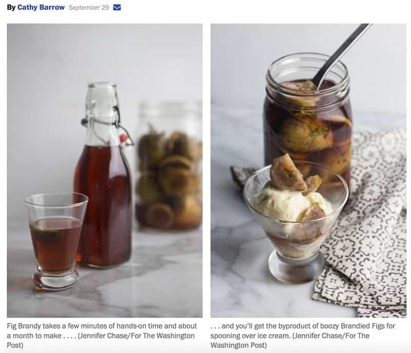 Casart Coverings shares Brandied Fig Recipe on casartblog