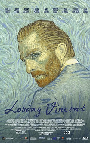 Loving Vincent poster in Love Vincent post_casartblog