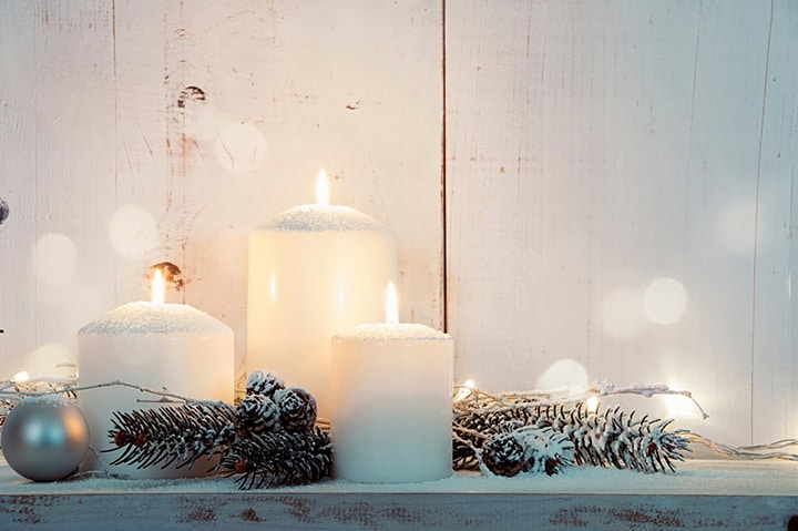 winter white candles_casartblog