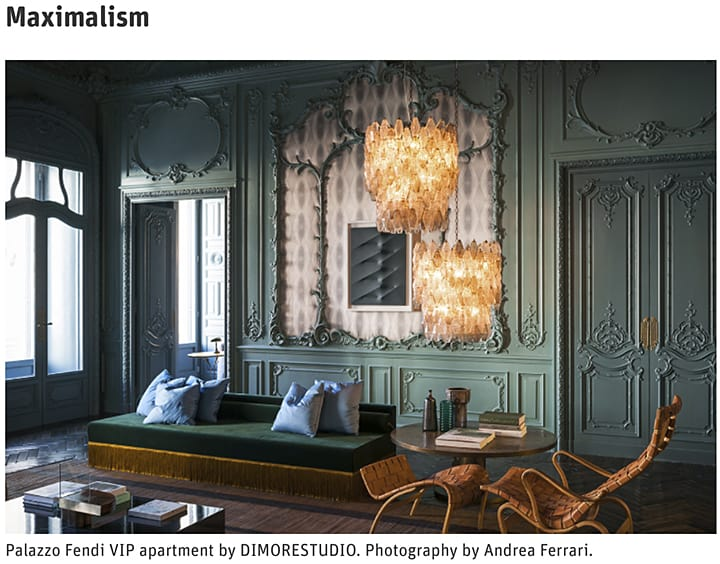 Interior Design Magazine_Maximalism 2018 trend_casartblog
