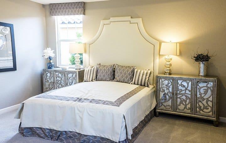 Elegant Bedroom how to 1_casartblog
