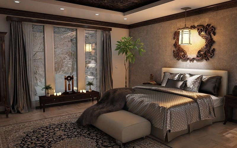 Stylish Bedroom and Frames Shape 2019 Trends_casartblog