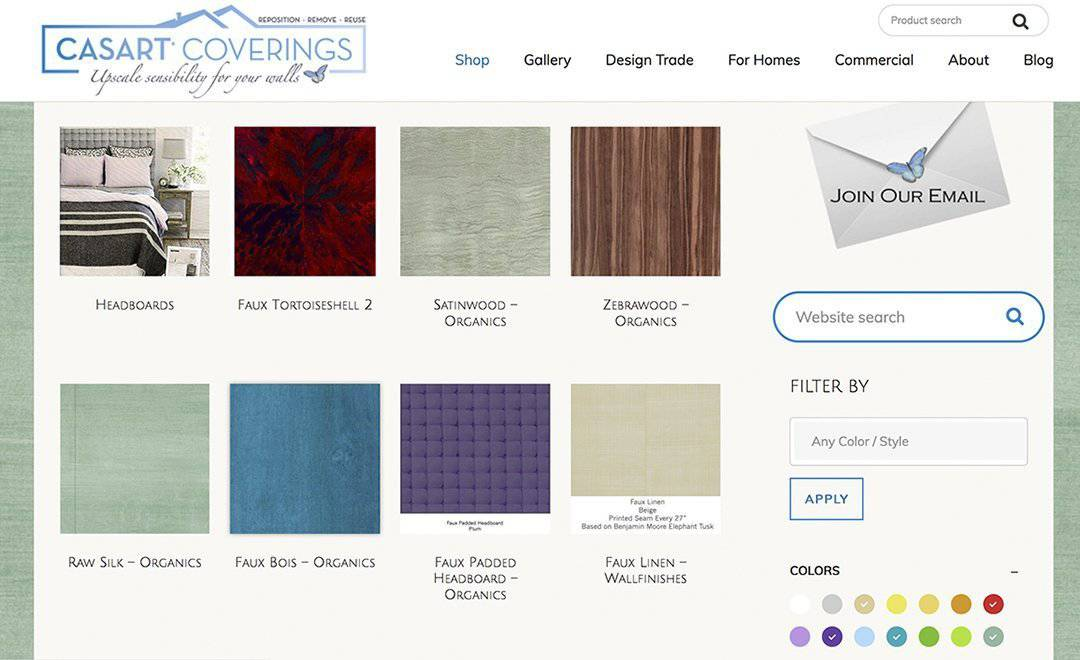Casart Coverings Colored Circle Search_casartblog