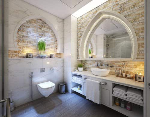 Eclectic Bathroom Design_casartblog guest post Diana Smith