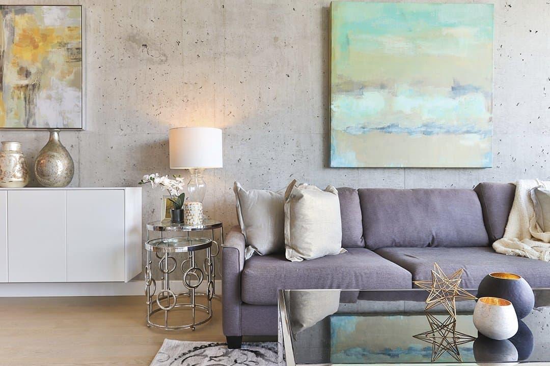 Smaller Rooms Look Bigger on casartblog